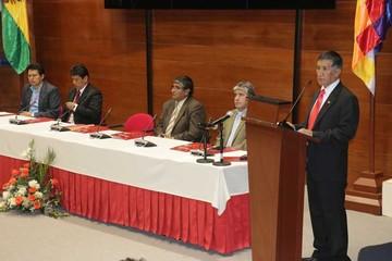 Cumbre: Procuraduría plantea agentes encubiertos en justicia