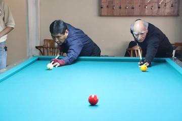 Billar cierra torneo con victoria orureña