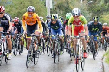 Soliz es cuarto en la Vuelta