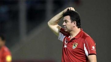 Baldivieso pretende llegar bien al debut en la Copa
