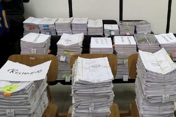 Archivan 1.932 procesos resueltos de enero a abril