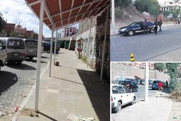 Los taxistas especulan con pasaje a Alcantarí