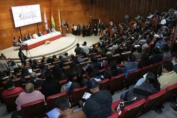 """Tribunos no irán a Cumbre y jueces anuncian """"batalla"""""""