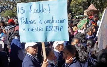Vuelven a licitar ampliación de unidad educativa Ovando