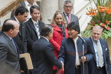 """Gobierno y empresarios construirán agenda """"público-privada"""" para el desarrollo de Bolivia"""