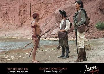 Este jueves se estrena en el Cine SAS la película sobre Juana Azurduy