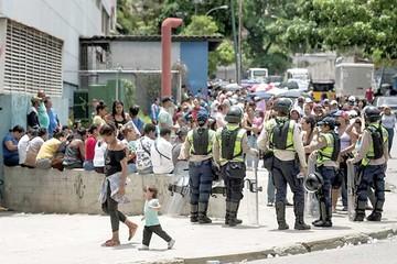 Venezuela: OEA aprueba declaración moderada