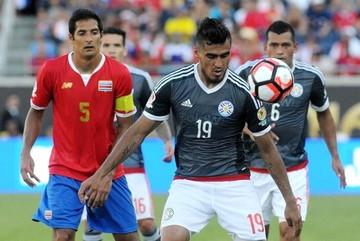 Costa Rica y Paraguay sellan el primer empate de la Copa América