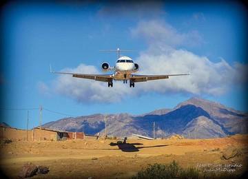 Aeropuerto Juana Azurduy de Padilla, en el recuerdo