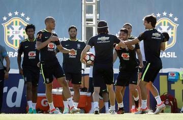 Brasil busca una goleada