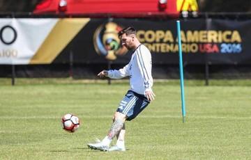 Messi entra en competencia