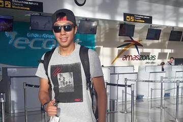 Moscoso trabaja en Ecuador