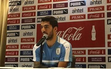 "Suárez: ""Siento impotencia por  no poder jugar"""