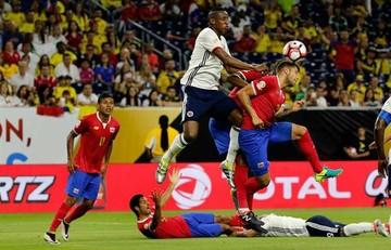 Costa Rica se despidió de la Copa ganando