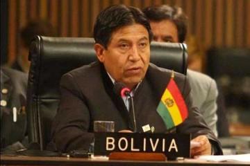 Bolivia plantea reclamo contra Chile ante la OEA