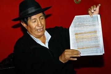 Declaraciones de Zapata involucran a ex ministro