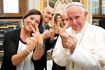 El Papa critica obstáculos en lucha contra el hambre