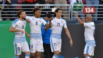 Uruguay golea y se despide  de la Copa con un triunfo