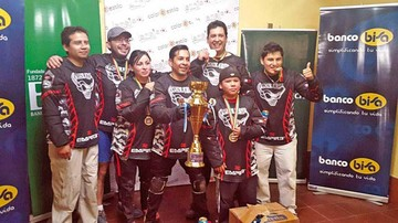 Campeonato Interbancario de Paintball
