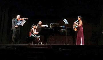 Trío Intenso interpretará  piezas de Franck y Brahms