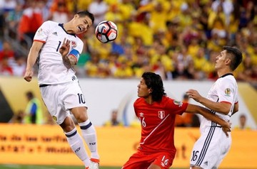 Colombia avanza semifinales tras eliminar a Perú en los penales
