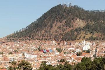 Sucre: El centro histórico colapsa por presión urbana