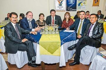 Fundación y Promesa Rotaria