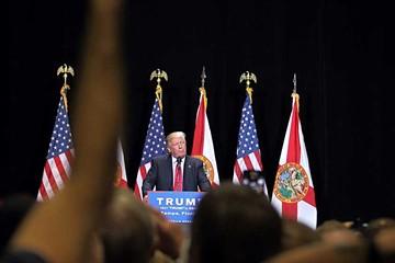 Trump naufraga en las encuestas para la Presidencia de EEUU