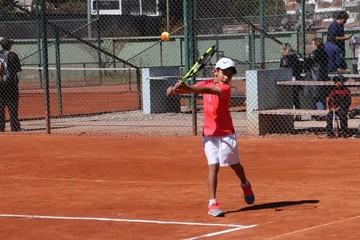 Jornada intensa de tenis