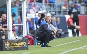"""Klinsmann, DT de EE.UU., calienta la previa de """"semis"""""""