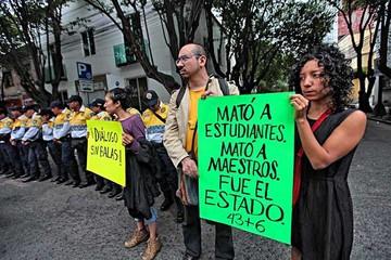 México: Maestros dicen que endurecerán protesta