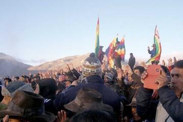 Quila Quila presumió su enorme potencial turístico en Inti Raymi