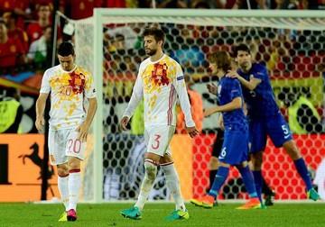 Euro: España se complica
