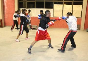 Boxeo: Título en juego