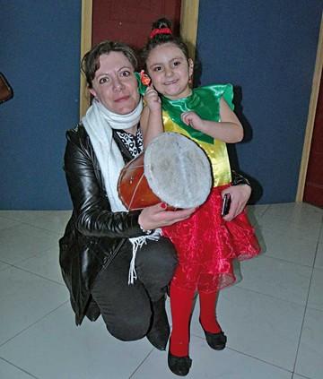 Festival de Danzas de Ubuntú Kids
