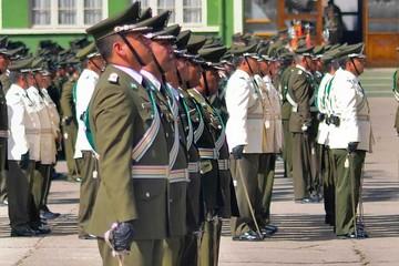 Gobierno dice que habrá un policía por cada 250 personas