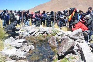 Choquehuanca irá a Chile y sindicatos esperan a Muñoz