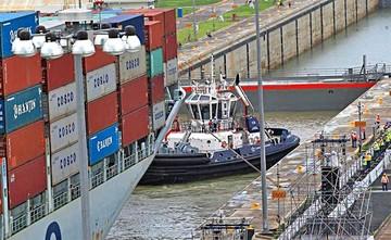 Panamá asume el control de la ampliación de canal