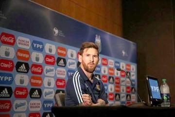 Messi evita dar detalles sobre su reclamo a la AFA