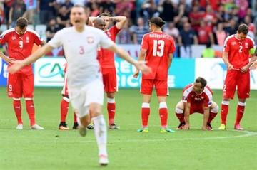 Polonia, primer clasificado a cuartos de final