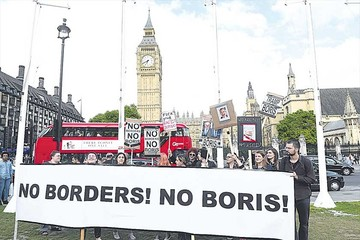 Tristeza e incredulidad invaden a los británicos