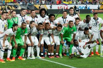 Colombia sube al podio