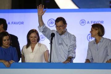 Rajoy gana escaños pero  está obligado a negociar