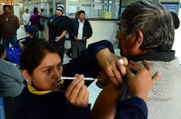 Sedes reporta séptimo fallecido por gripe AH1N1 en La Paz y 21 a nivel nacional