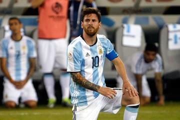 Las redes sociales brindan su apoyo a Lionel Messi