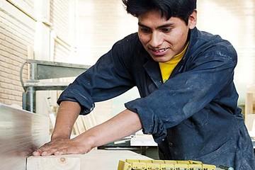 Programa del Centro Juana Azurduy forma a jóvenes en talleres desde hace 24 años
