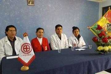 Aniversario de la Cruz Roja
