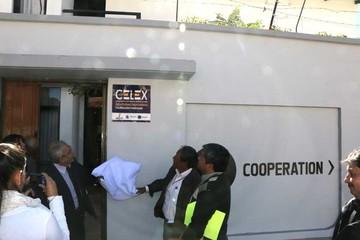 Se abre en Sucre Centro Logístico de Comercio
