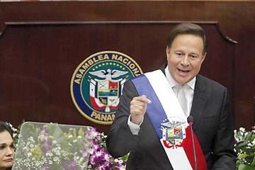 Panamá: Varela celebra dos años en el Gobierno
