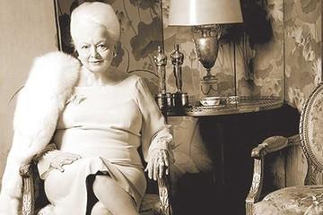 Olivia de Havilland, una estrella centenaria del cine